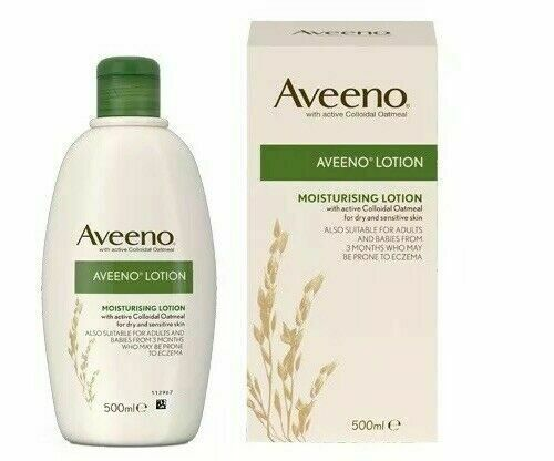 AVEENO MOISTURISING LOTION 500ml FOR DRY AND SENSITIVE SKIN  1 product rating