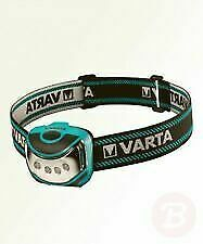 Headlamp - Mobile Varta Outdoor Sport 4x LED front lamp / 40 lm / 3x AAA