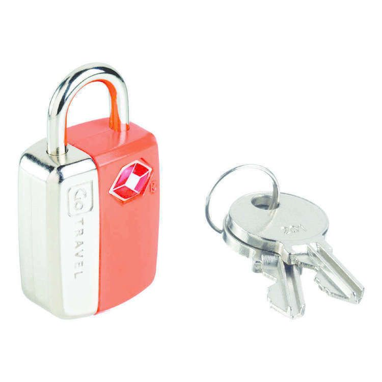 Mini Glo Travel Sentry Padlocks