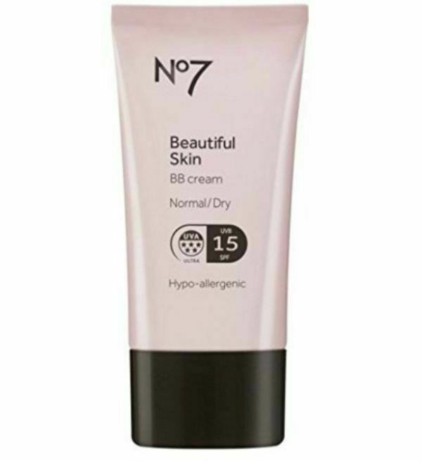No7 Beautiful Skin BB Cream for Normal / Dry skin Make Up Beauty Balm 40m lFAIR