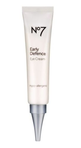 No7 Early Defence Eye Cream 15ml. NEW GENUINE