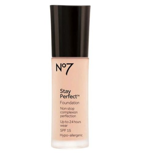 No7 Stay Perfect Foundation 30ml SPF15 Cool vanila