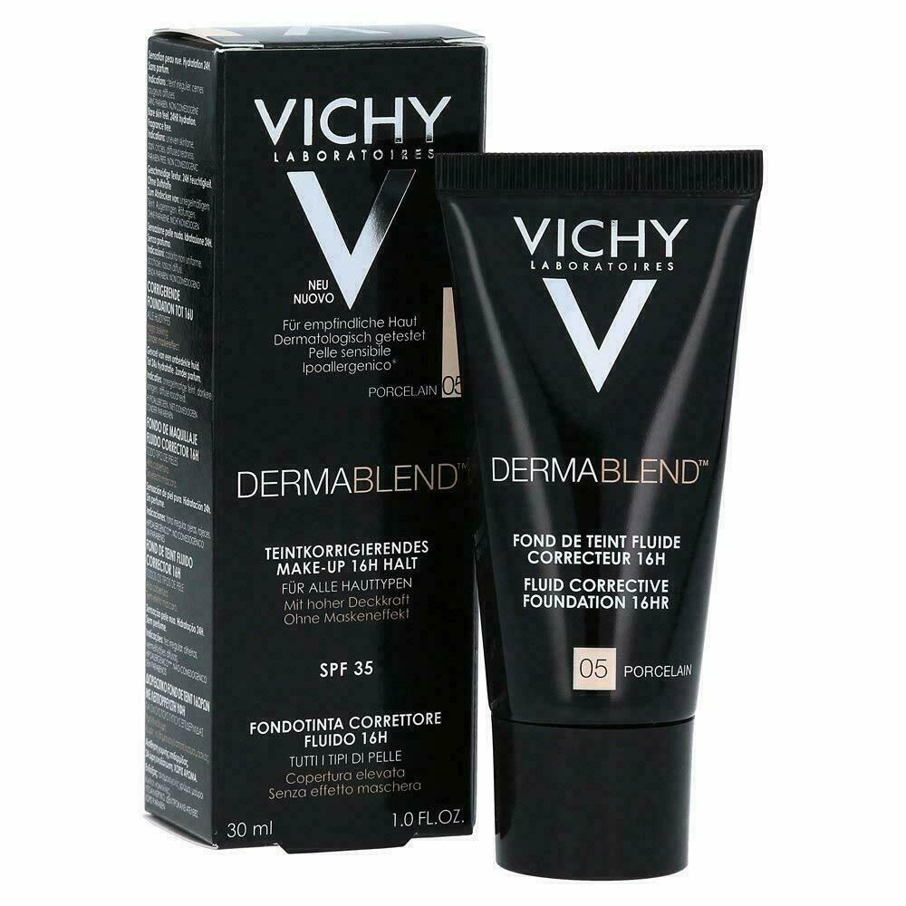 Vichy DermaBlend Fluid Corrective Foundation 16 Hours 30 ml. SPF 35